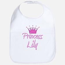 Princess Lily Bib