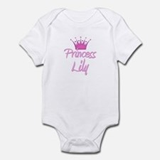 Princess Lily Infant Bodysuit