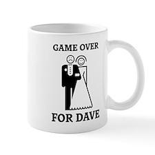 Game over for Dave Mug