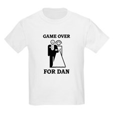 Game over for Dan T-Shirt