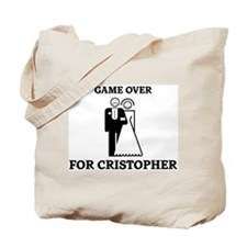 Game over for Cristopher Tote Bag