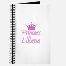 Princess Liliana Journal