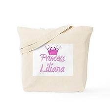 Princess Liliana Tote Bag