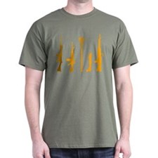 Lacrosse Weapons 2 T-Shirt