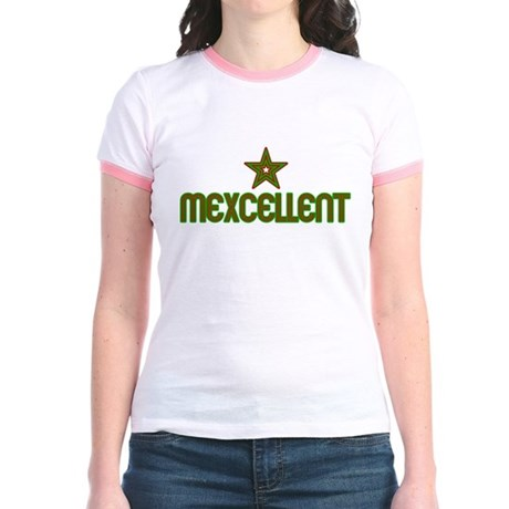 mexcellent Jr. Ringer T-Shirt