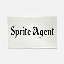 Sprite Agent Rectangle Magnet