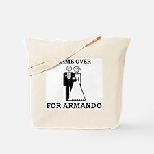 Game over for Armando Tote Bag
