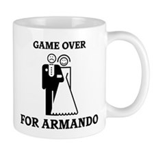 Game over for Armando Mug