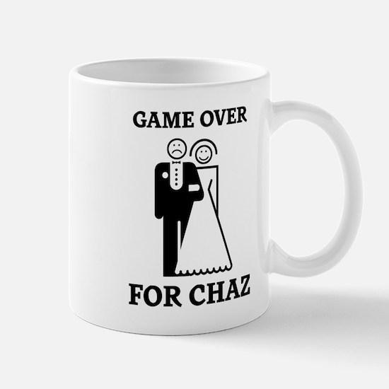 Game over for Chaz Mug