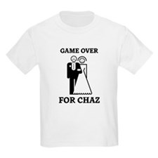 Game over for Chaz T-Shirt