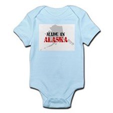 Made In Alaska Infant Creeper