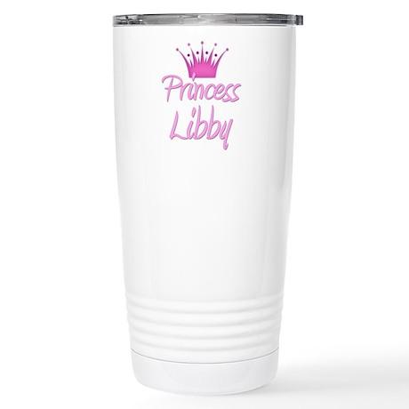 Princess Libby Stainless Steel Travel Mug