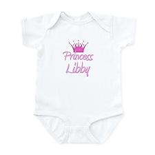 Princess Libby Infant Bodysuit