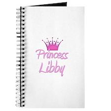 Princess Libby Journal