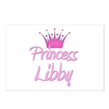 Princess Libby Postcards (Package of 8)