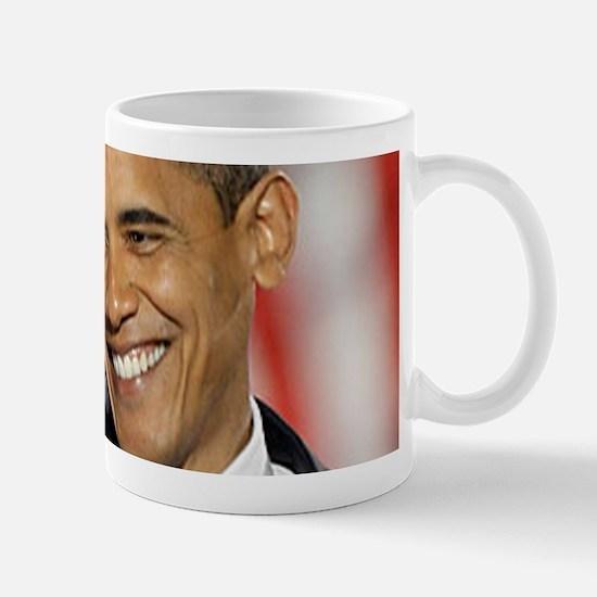 Mug Yes We Did!