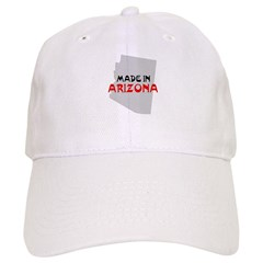 Made In Arizona Baseball Cap