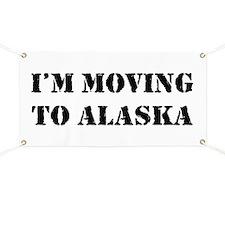 Moving to Alaska Banner