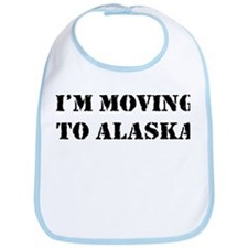 Moving to Alaska Bib