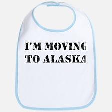 Moving to Alaska Bib