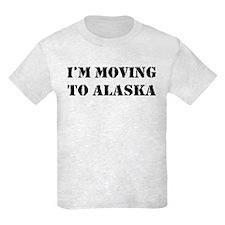 Moving to Alaska T-Shirt
