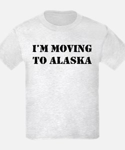 Moving to Alaska T-Shirt