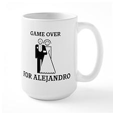 Game over for Alejandro Mug