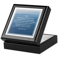 Celebrate Poetry Keepsake Box
