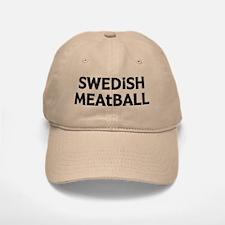 Swedish Meatball Baseball Baseball Cap