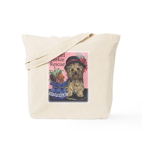 United Yorkie Rescue Tote Bag