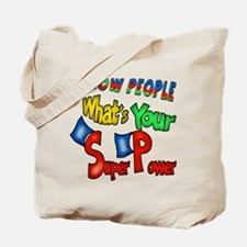 Grow People Super Power Tote Bag