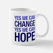 """Yes We Can..."" Mug"
