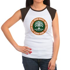 Irish Roots Women's Cap Sleeve T-Shirt