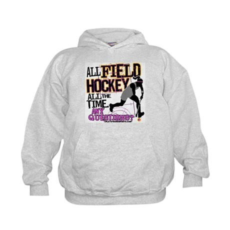 All Field Hockey Kids Hoodie