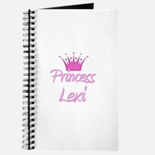 Princess Lexi Journal