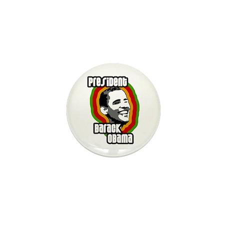 President Barack Obama Mini Button