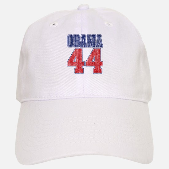 Obama 44th President (vintage Baseball Baseball Cap