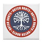 Dutch Roots Tile Coaster