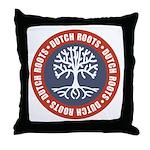 Dutch Roots Throw Pillow