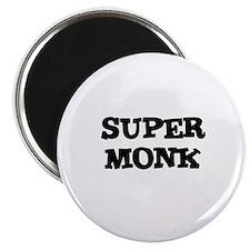 SUPER MONK Magnet