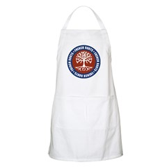 French Roots BBQ Apron