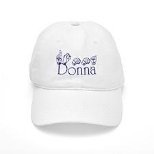 Donna Baseball Cap