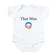 That Won: Infant Bodysuit
