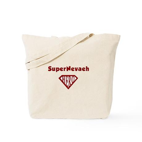 Super Hero Nevaeh Tote Bag