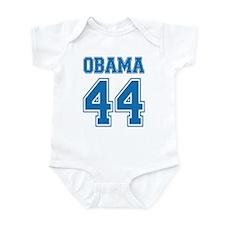 President Obama 44 Infant Bodysuit