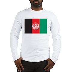 Afghanistan Long Sleeve T-Shirt