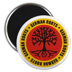 German Roots Magnet