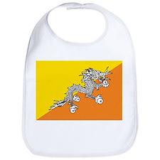 Bhutan Flag Bib