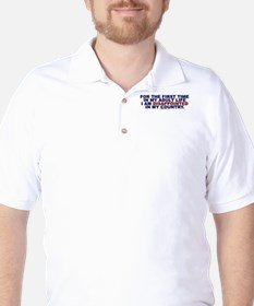 For the first time... Golf Shirt