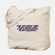 For the first time... Tote Bag